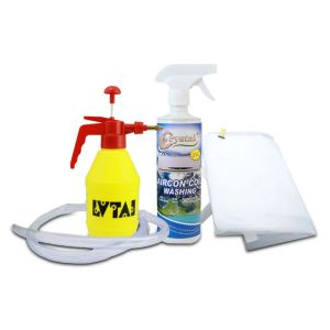 DIY AIRCOND CLEANING KIT - 1 BOTTLES + AIRCOND COIL WASHING