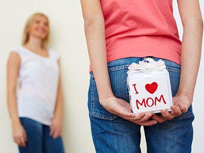 Packaging regalo día de la madre