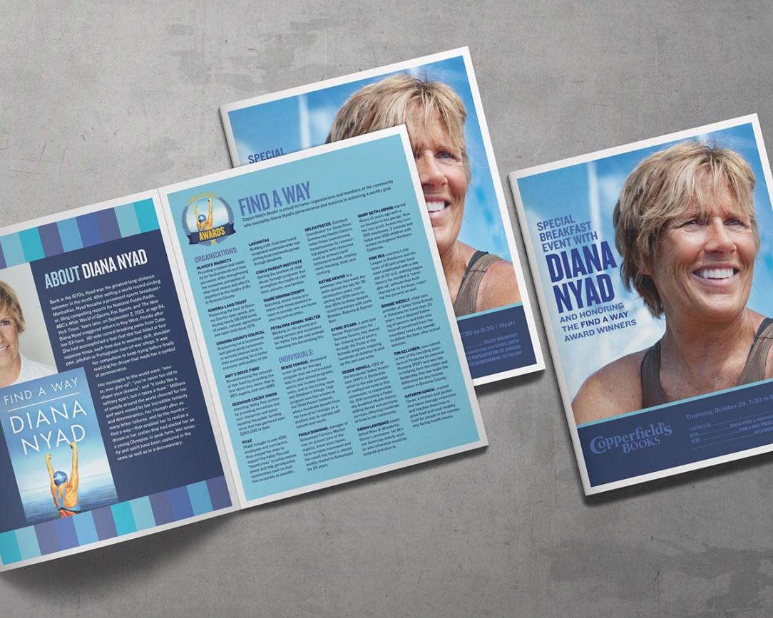 Diana Nyad Brochure
