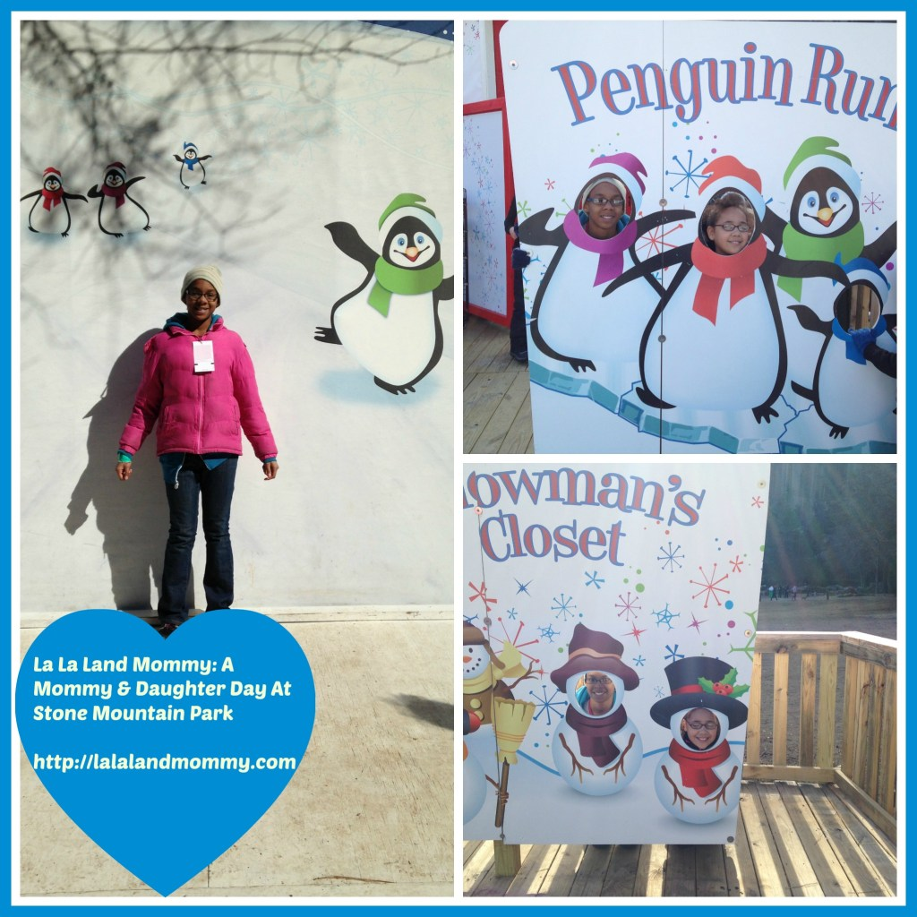 La La Land Mommy: A Mommy & Daughter Day At Stone Mountain Park