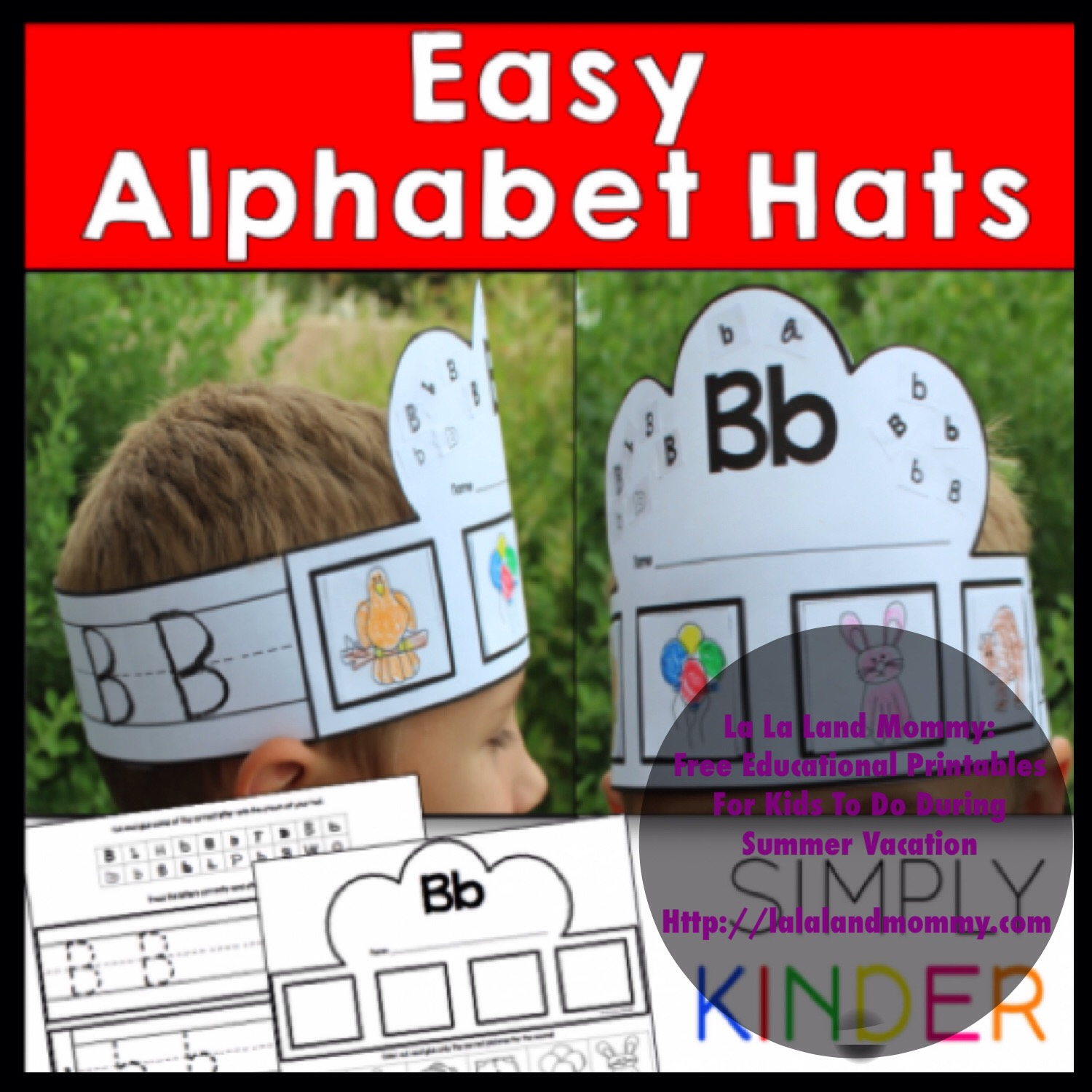Free Educational Printables For Kids To Do During Summer Vacation