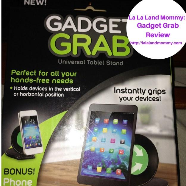 La La Land Mommy: Gadget Grab Review