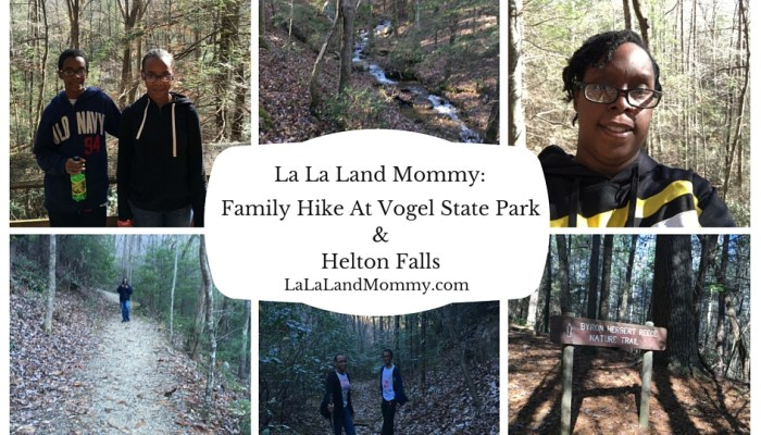 Family Hike At Vogel State Park & Helton Creek Falls