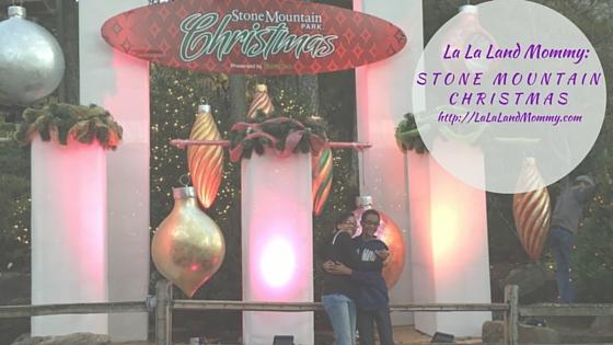 Family Fun: Stone Mountain Christmas