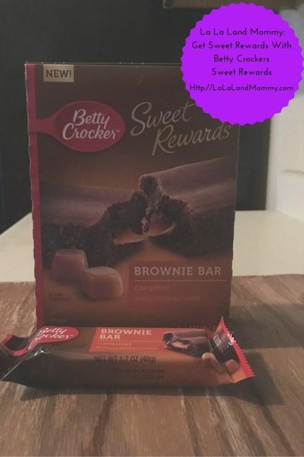 La La Land Mommy: Get Sweet Rewards With Betty Crockers Sweet Rewards