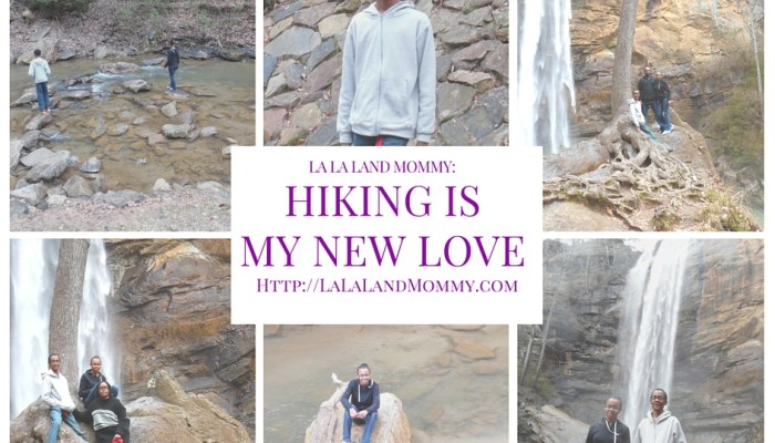Hiking My New Love