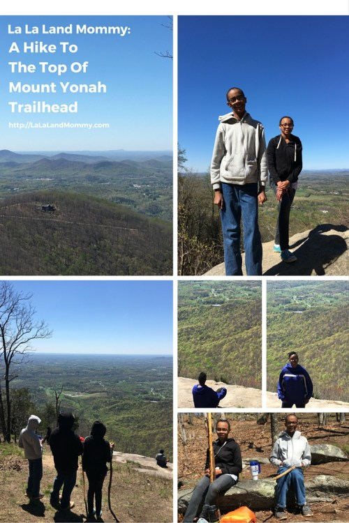 La La Land Mommy: A Hike To The Top Of Mount Yonah Trailhead