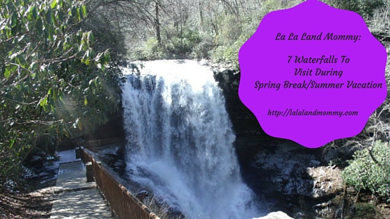 7 Waterfalls To Visit During Spring Break/Summer Vacation