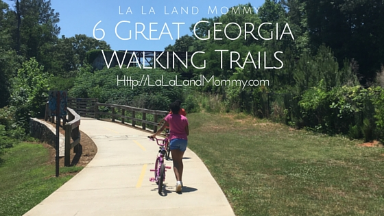 7 Great Georgia Walking Trails