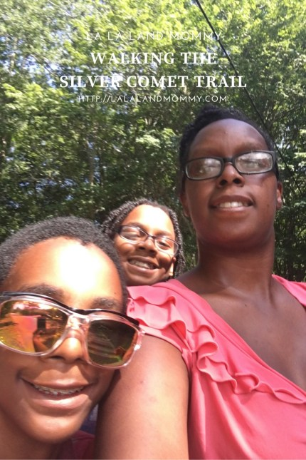 La La Land Mommy: Walking The Silver Comet Trail