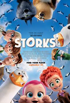 "The Ludacris Foundation Hosts ""Storks"" Private Screening"