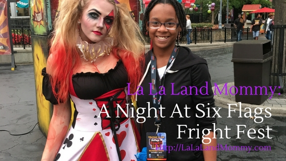 A Night At Six Flags Fright Fest