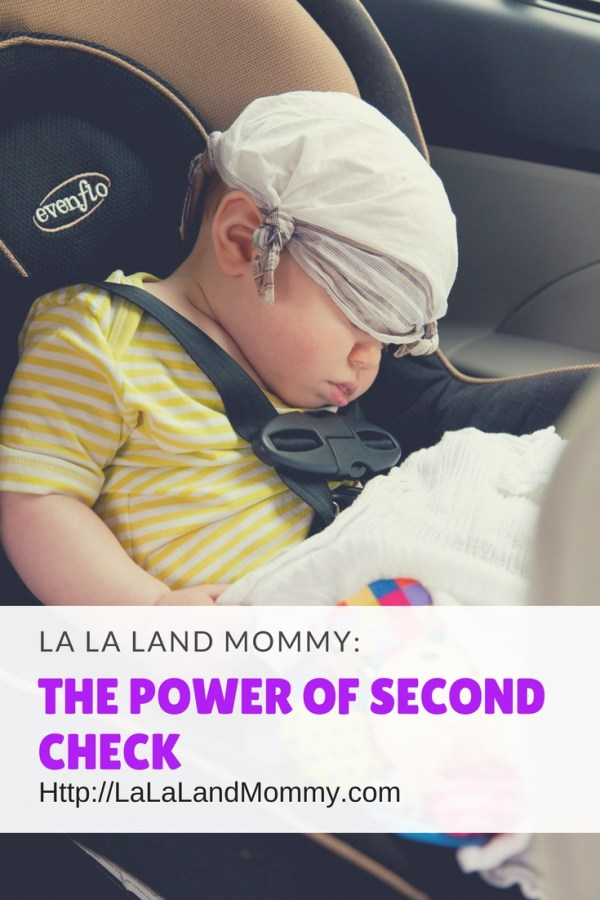 La La Land Mommy: The Power Of Second