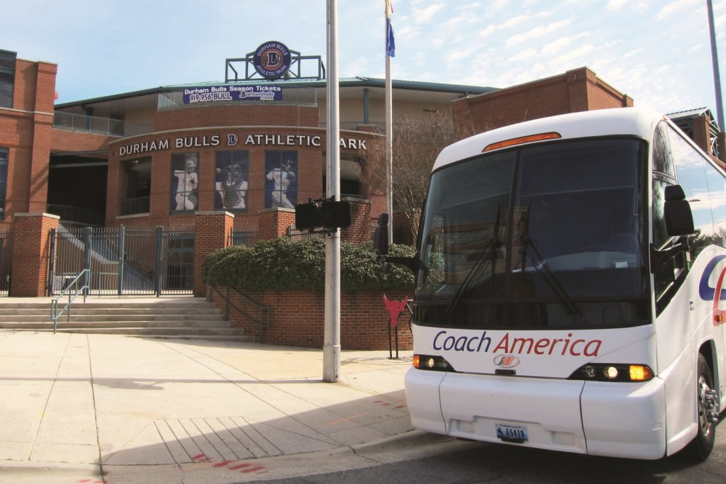 Group Tours in Durham Credit: Durham Convention & Visitors Bureau