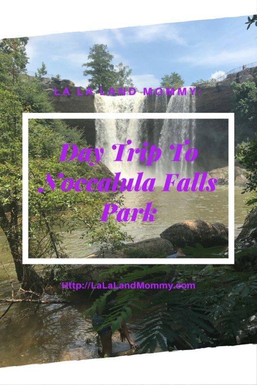 La La Land Mommy: Day Trip To Noccalula Falls Park