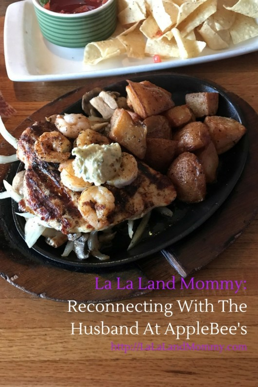 La La Land Mommy: Reconnecting With The Husband At AppleBee's