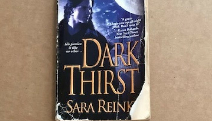My Latest Read: Dark Thirst