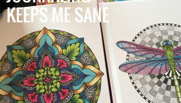 Grateful Friday: Journals Keep Me Sane