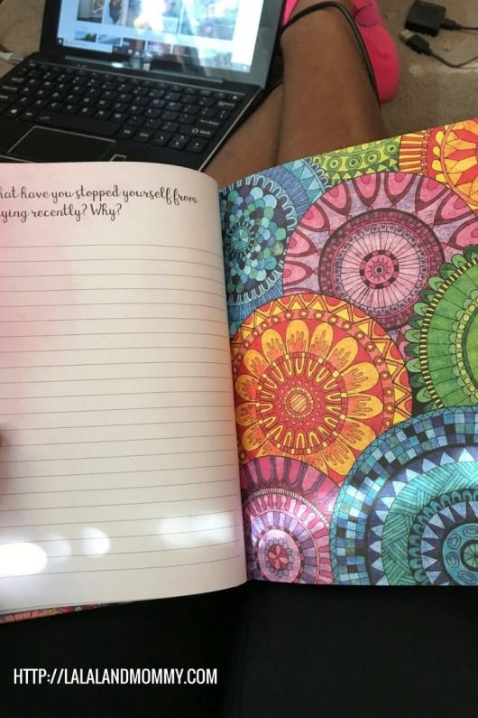 La La Land Mommy: Grateful Friday: Journals Keep Me Sane