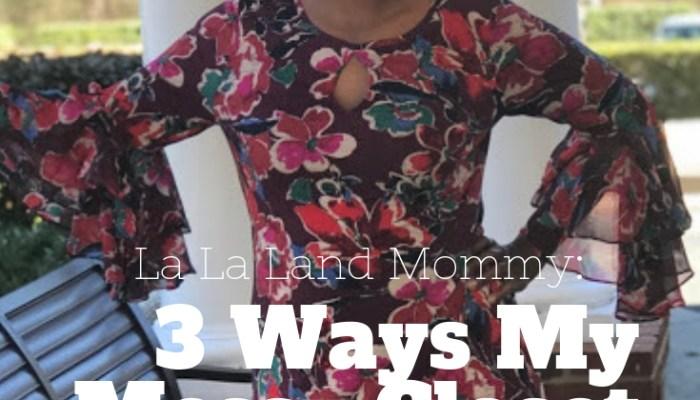 3 Ways My Messy Closet Represented Self Care