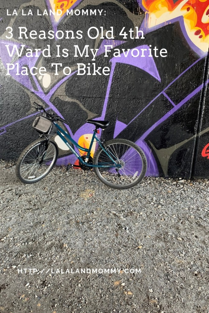 La La Land Mommy: 3 Reasons Old 4th Ward Is My Favorite Place To Bike