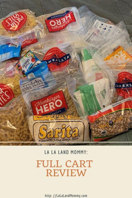 La La Land Mommy: Full Cart Review
