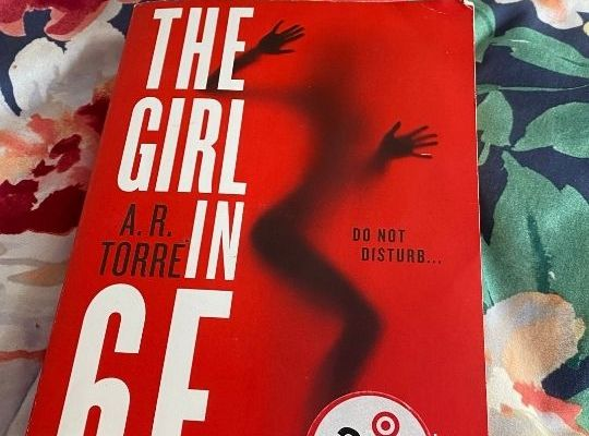 The Girl In 6E Book Review