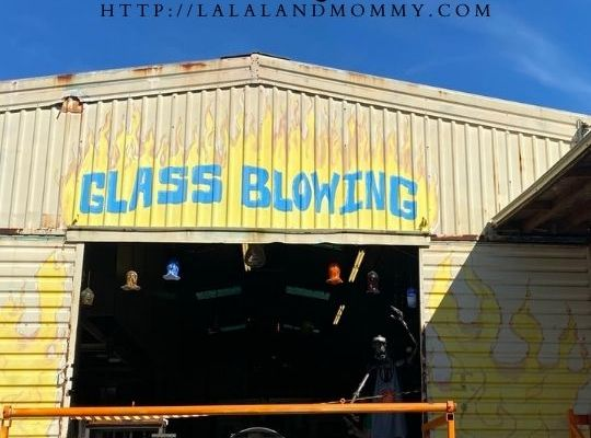 Glassblowing With Decatur Glassblowing And Bike Rides