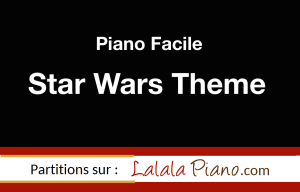 🎶 STAR WARS (Piano Facile)