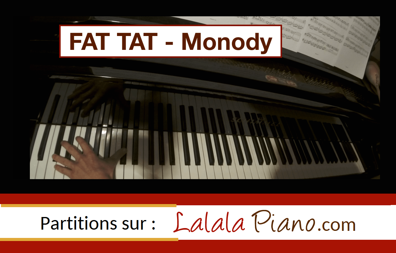 You are currently viewing Partition de Fat Rat – Monody