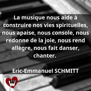 Bravo aux pianistes passionnées !