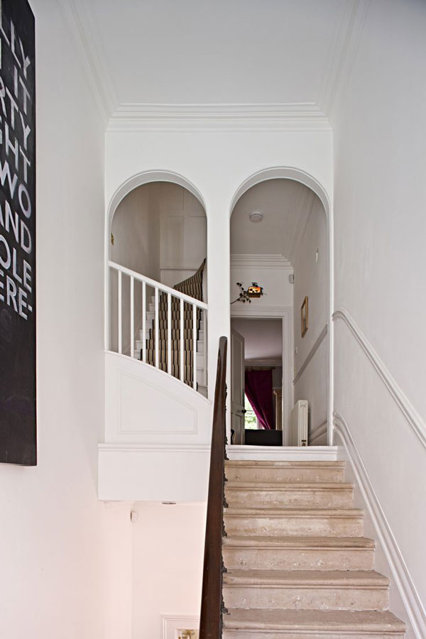 Kensington House Crush #Staircase