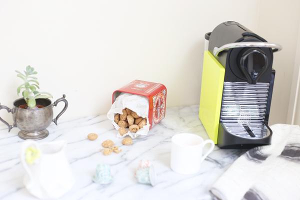 Nespresso Pixie Clips | La La Lovely Blog