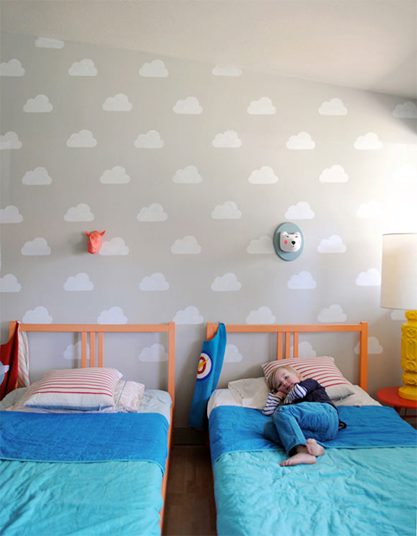 Kid's rooms | La La Lovely