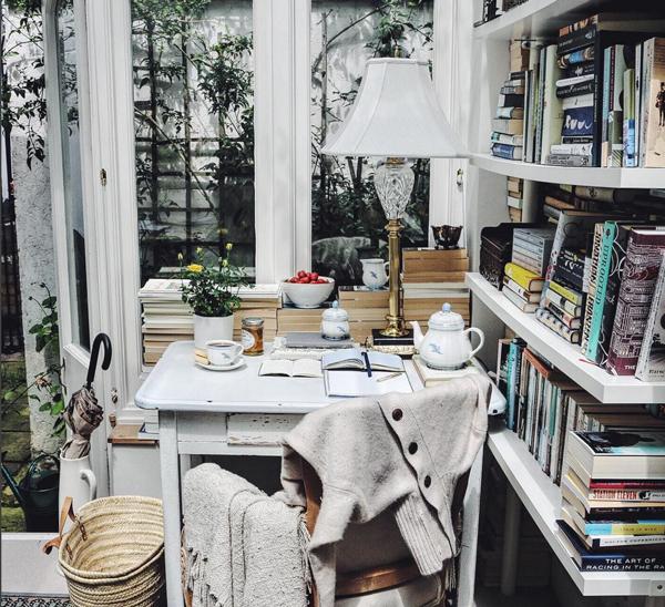 Jo Rodgers Writing Desk