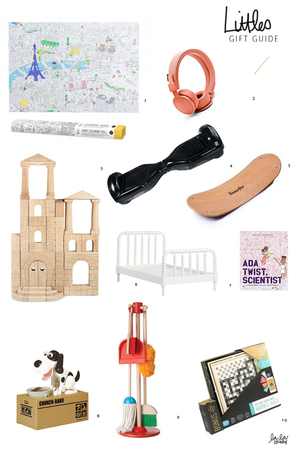 Littles Gift Guide   La La Lovely