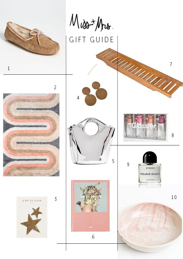 Miss + Mrs. Gift Guide 2017_La La Lovely