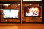 installation view / Library at Night, 2013