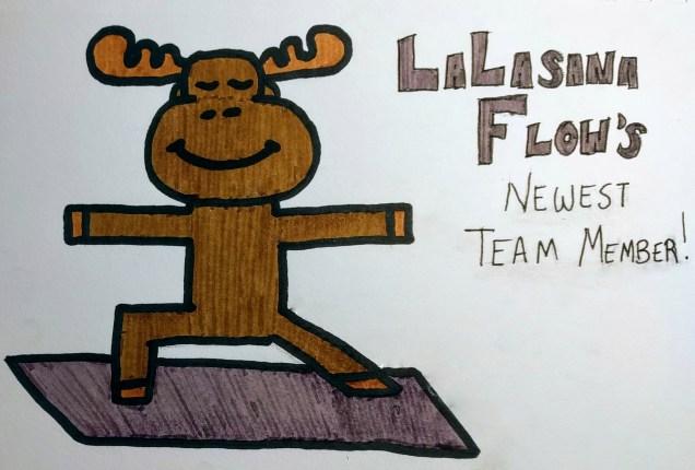lalasana flows newest member