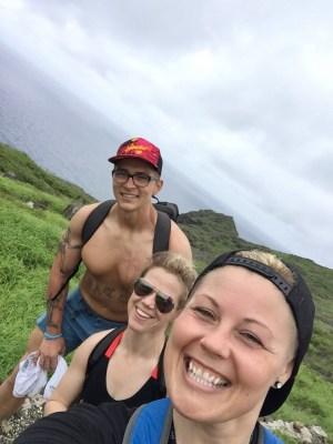 Happy Hiking Crew!