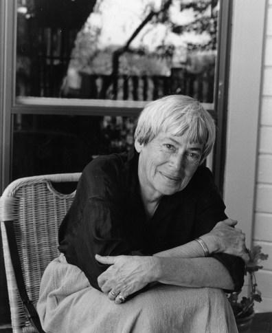 Ursula Le Guin by Marian Wood Kolisch