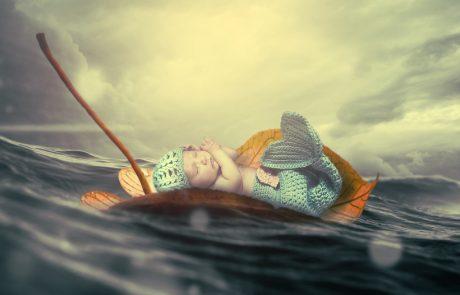 הקניית הרגלי שינה לתינוק / מאת: אורלי נבון.