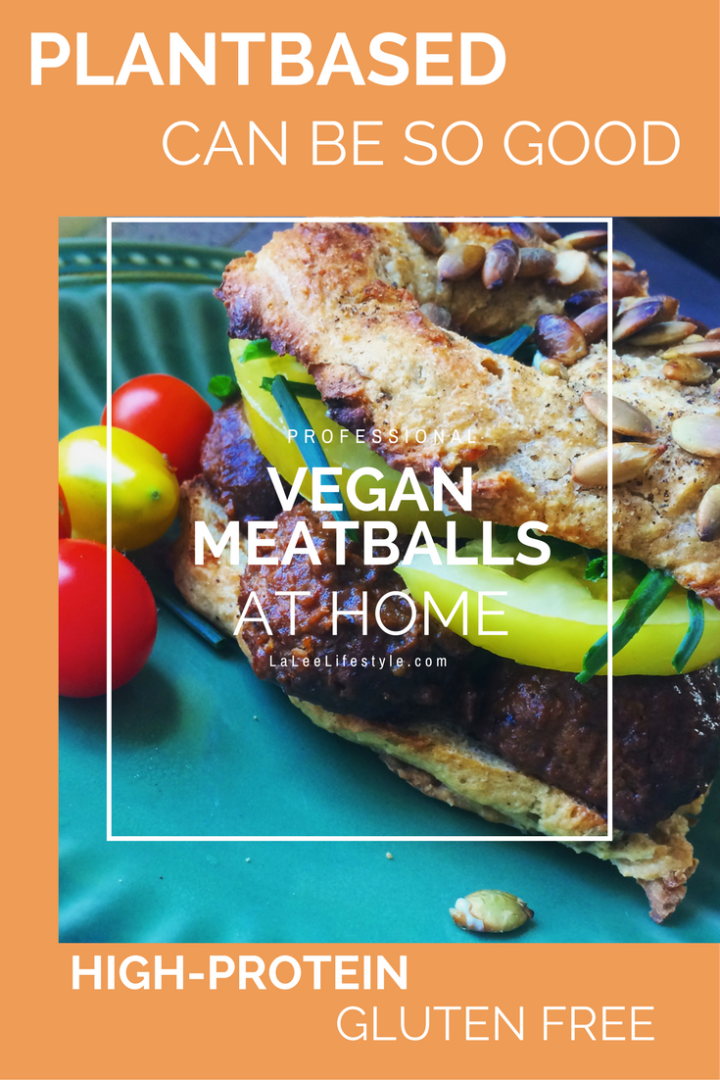 Best Vegan Meatballs: High Protein & Gluten Free
