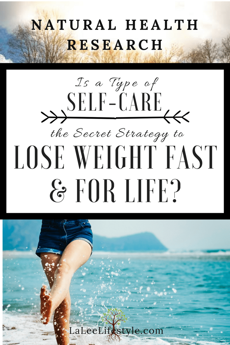 self-care weight loss