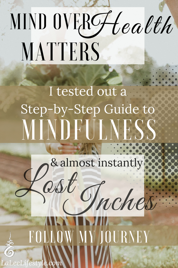 Mindfulness Weight Loss Program Finally Something That Works