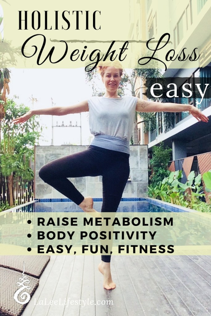 lose weight naturally at home