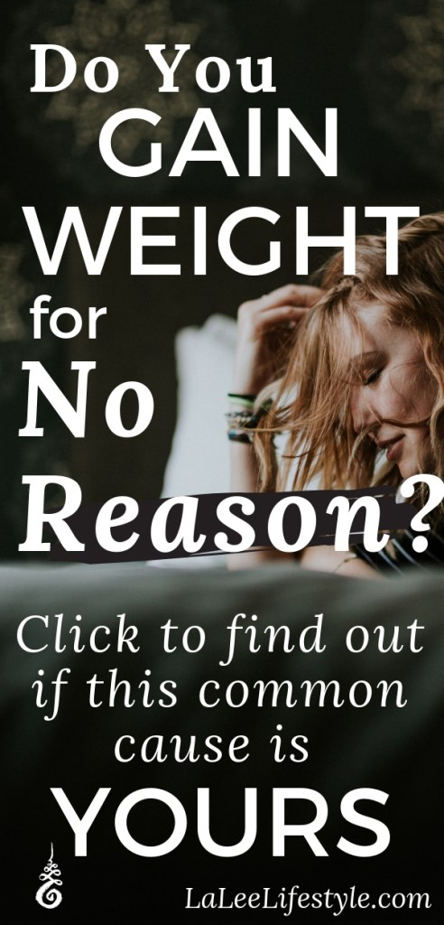 lose stress weight