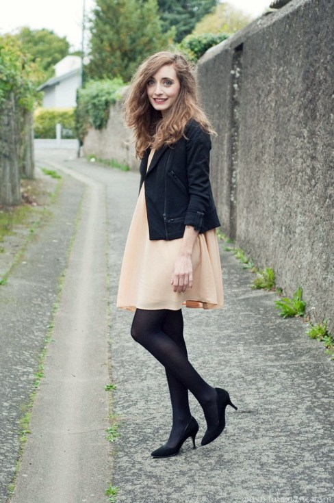 Look perfecto noir