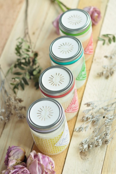 Bougies Produce Candles