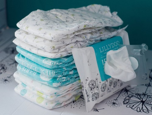 Lingettes Lillydoo
